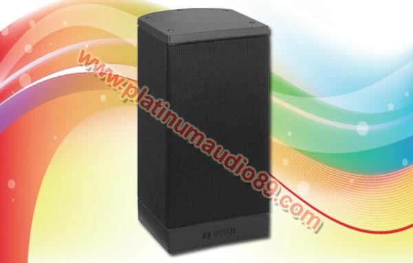 Bosch metal cabinet loudspeaker lb1-um50e-d 50 watt pa system
