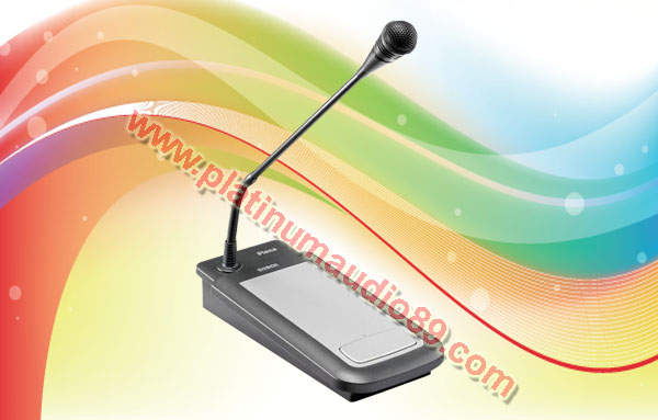 Bosch microphone ple-1cs plena all call station paging