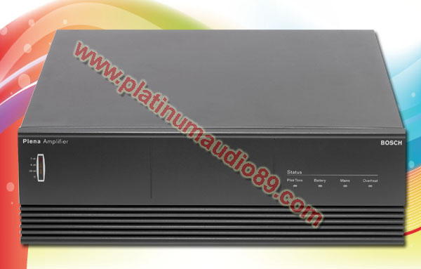 Bosch plena power amplifier booster pln 1p1000 output 1000 watt pa system