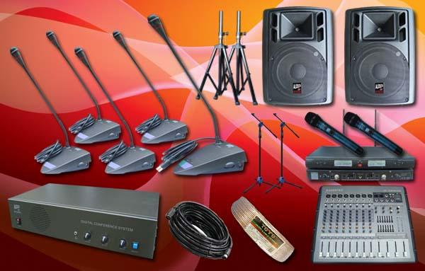 paket conference 3 15 mic rapat conference auderpro ap808mc sound system
