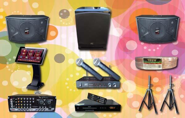 paket karaoke 5 mesin lagu audio microphone wireless