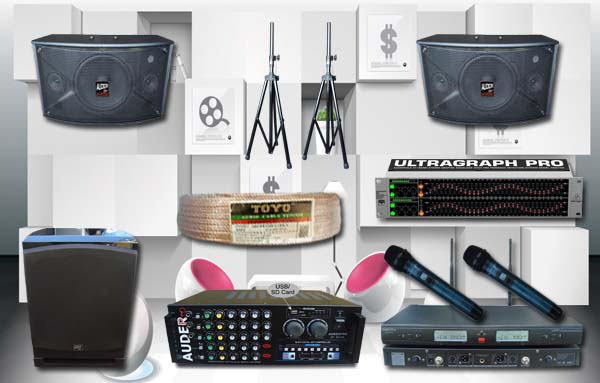 paket karaoke c auderpro bmb jual distributor sound system original garansi