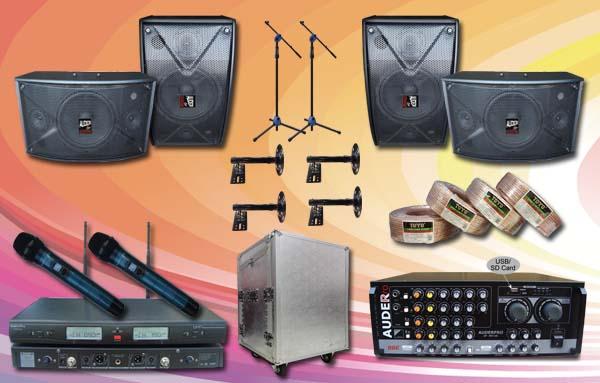 paket masjid 6 yamaha auderpro jual pasang setting sound system indoor
