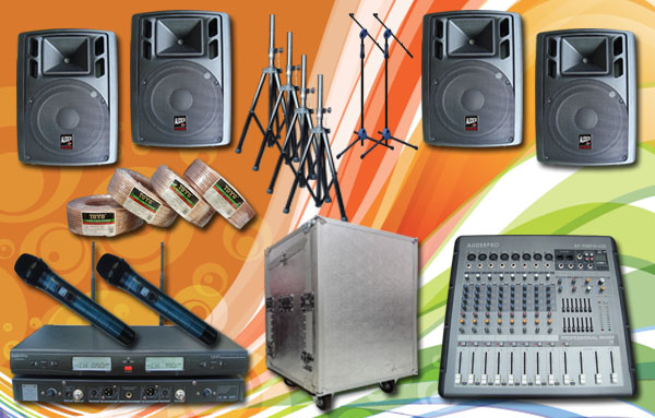 paket meeting besar 9 auderpro sound system jbl mackei samson huper beta 3 peavey
