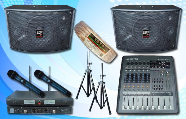 paket meeting kecil 1 auderpro daftar harga jual sound system
