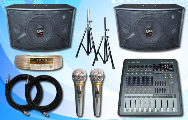 paket meeting kecil 3 auderpro foto gambar sound system