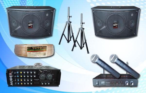 paket meeting kecil 9 auderpro sound system training pengajian