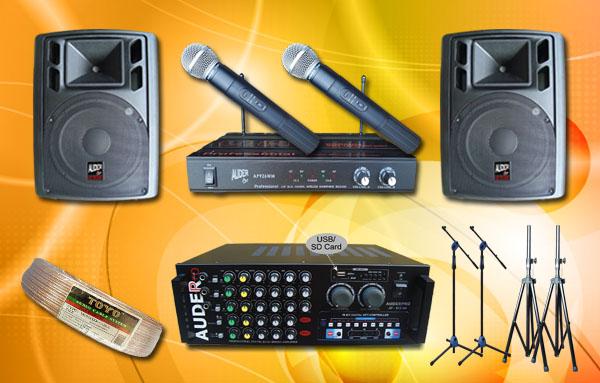 paket meeting sedang 11 auderpro daftar harga sound system lapangan