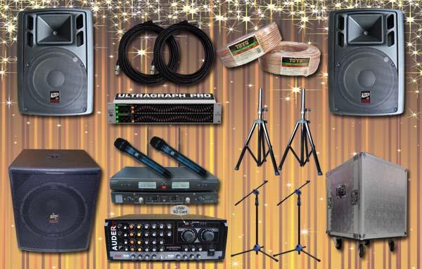 paket multi audio 1 auderpro harga sound system meeting toa electro voice bmb