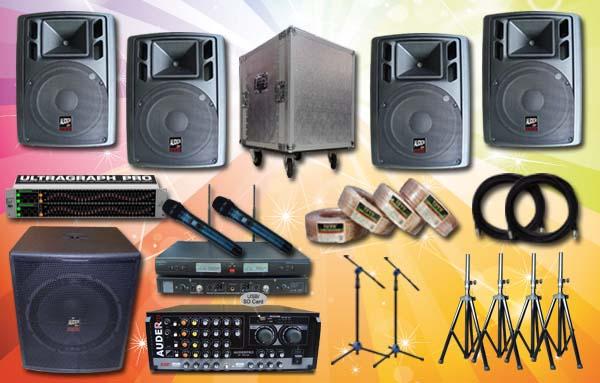 paket multimedia 5 auderpro jual pasang distributor harga sound system rapat