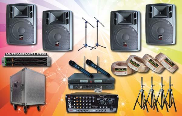 paket multimedia 8 auderpro jual pasang supplier harga sound system meeting