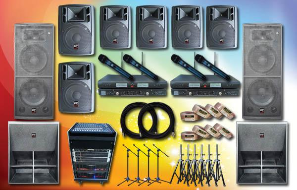 paket platinum 1 yamaha auderpro sound system auditorium besar