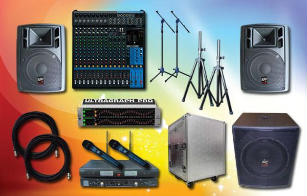 paket platinum 10  yamaha auderpro sound system studio