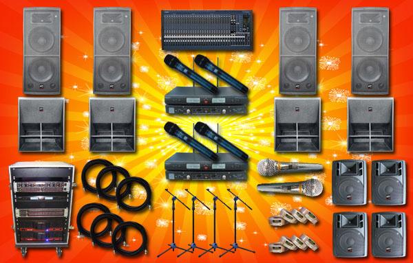 paket sound system lux 4 yamaha auderpro lapangan upacara kantor gubernur