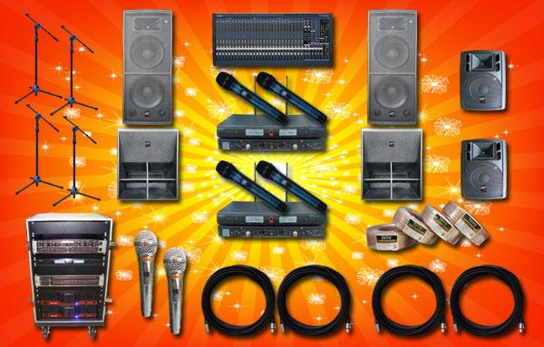 paket sound system lux 6 yamaha auderpro outdoor senam kantor bupati