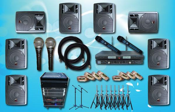 Sound System Premium 7 Audio Hall Platinum Audio Sound