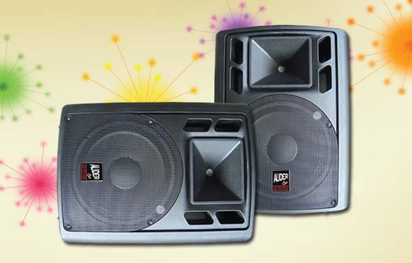speaker aktif professional auderpro ap112a 12 inch fiber