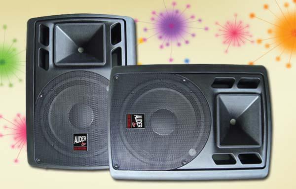 speaker aktif professional auderpro ap115a 15 inch fiber