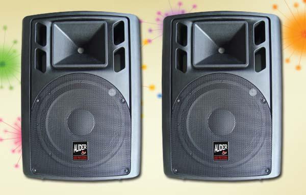 speaker pasif professional auderpro ap125 15 inch fiber