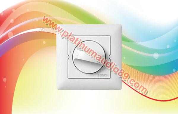 Bosch attenuator volume control lbb1410 36 watt pa system