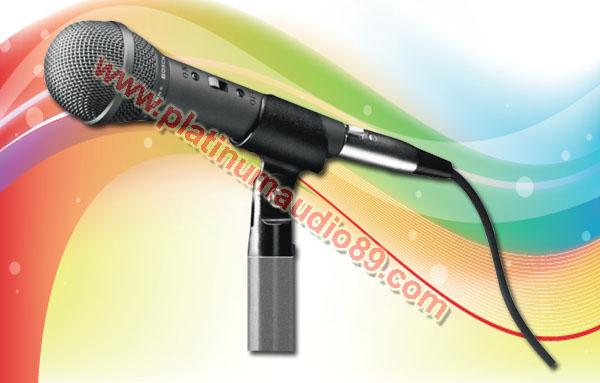 Bosch unidirectional handheld microphone lbc-2900 mic genggam