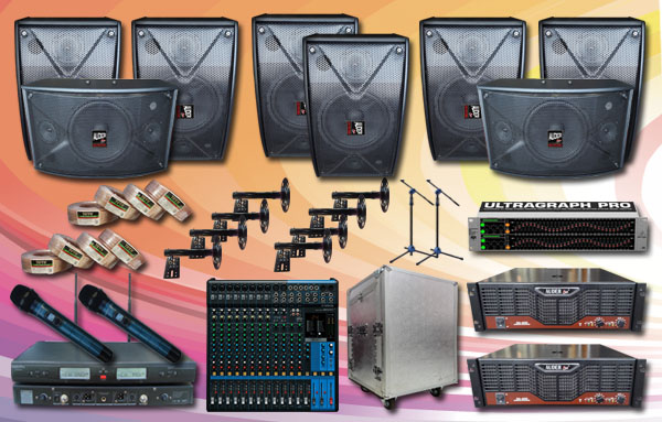 paket masjid 2 yamaha auderpro jual instalasi sound system stereo dalam indoor