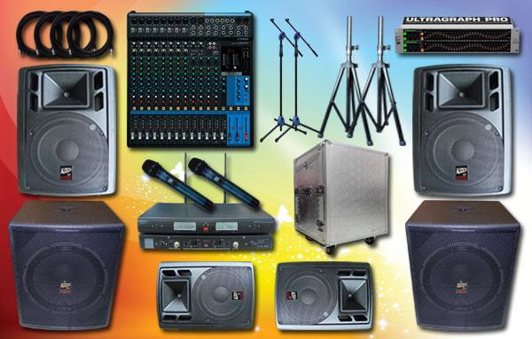 paket platinum 6  yamaha auderpro sound system professional
