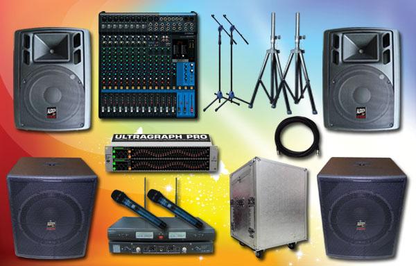 paket platinum 7  yamaha auderpro sound system cafe